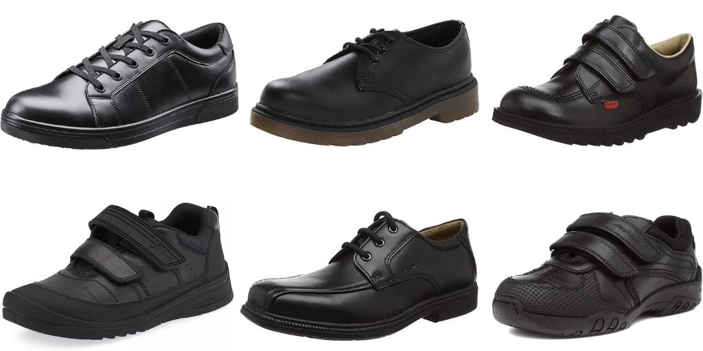 Best boys school shoes