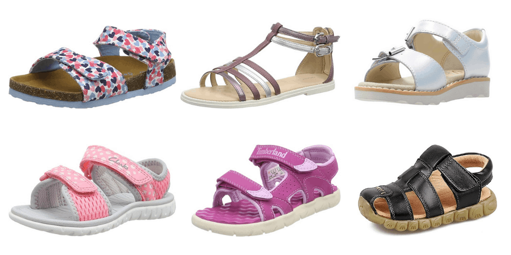 Girls Sandals Buying Guide