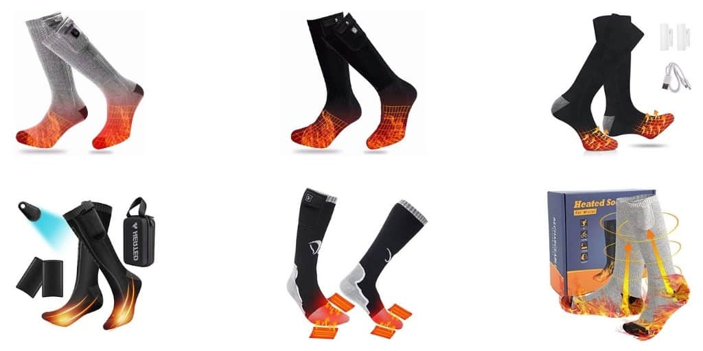 Best Heated Socks