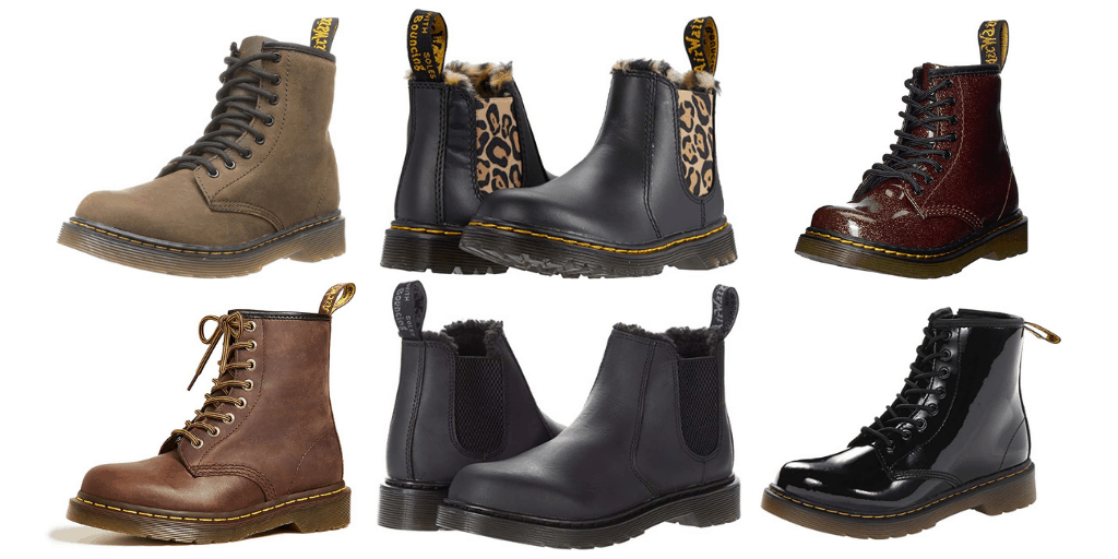 Kids Dr Martens Buying Guide