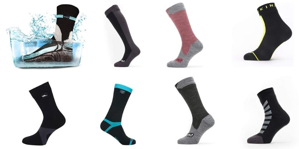 Best Waterproof Socks UK