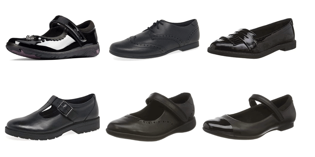 Best Clarks girls school shoes