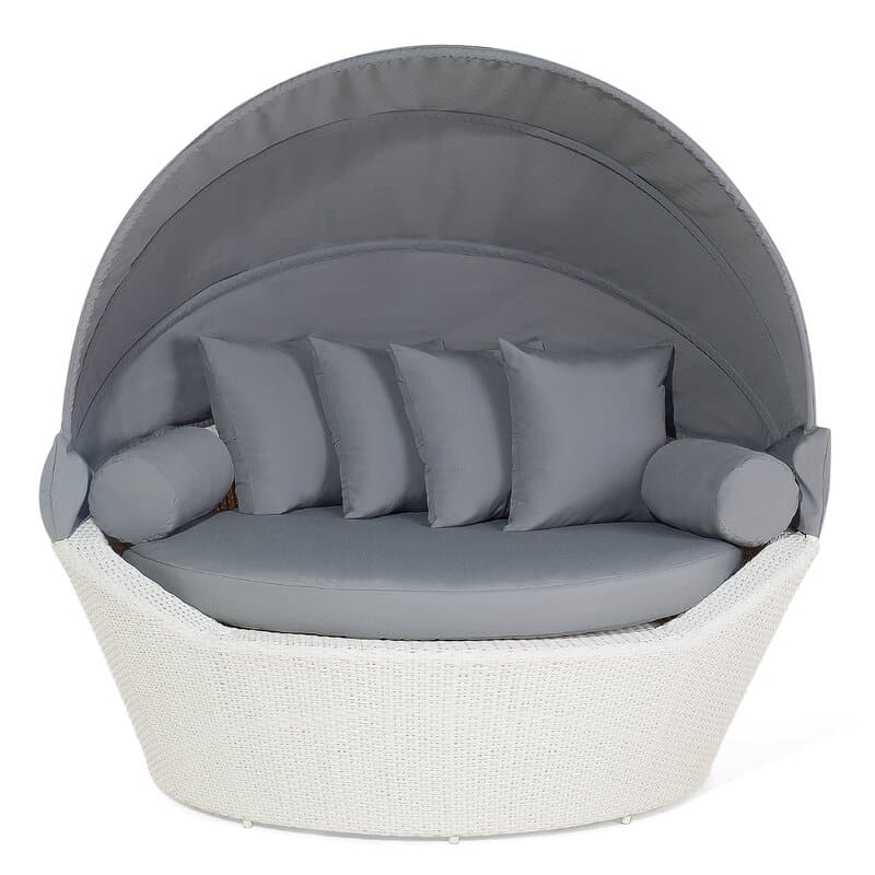 Garden Daybed with Cushions