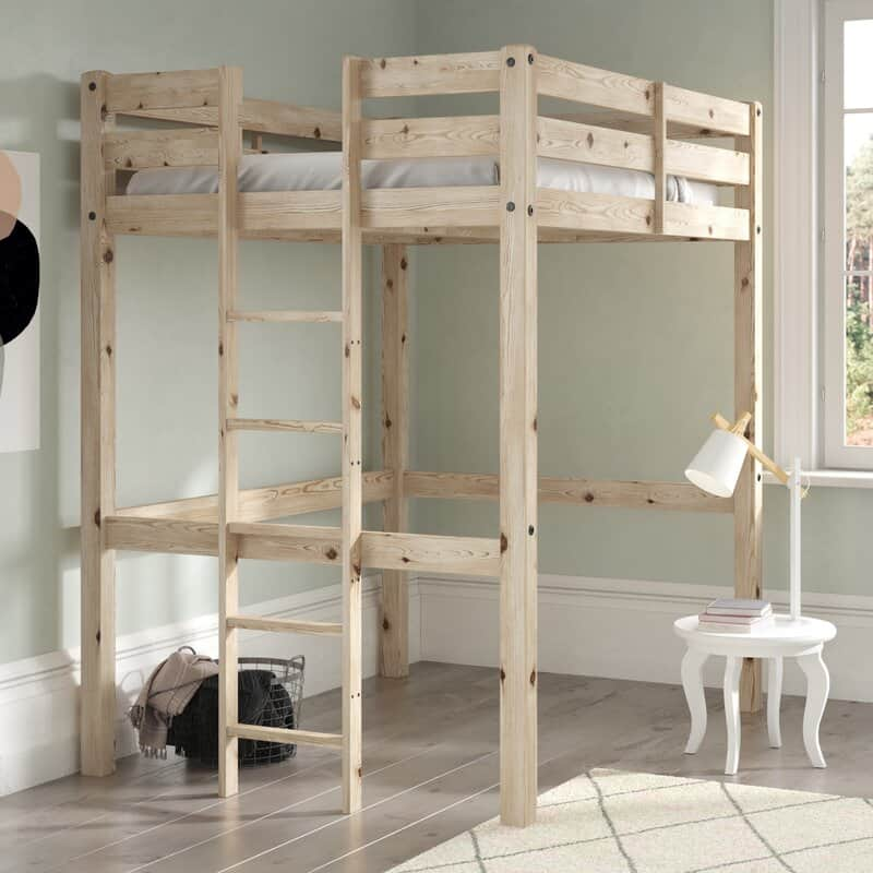 High Sleeper Small Double Bed