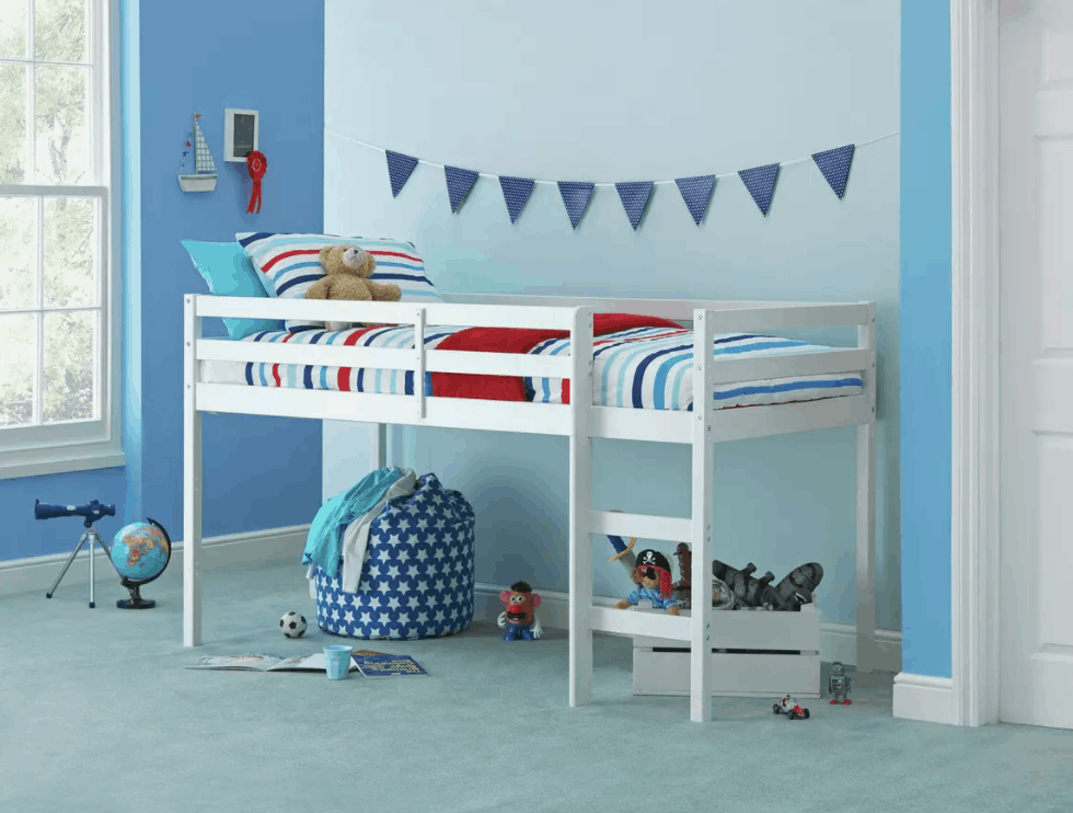 Argos Home Kaycie Mid Sleeper Single Bed Frame