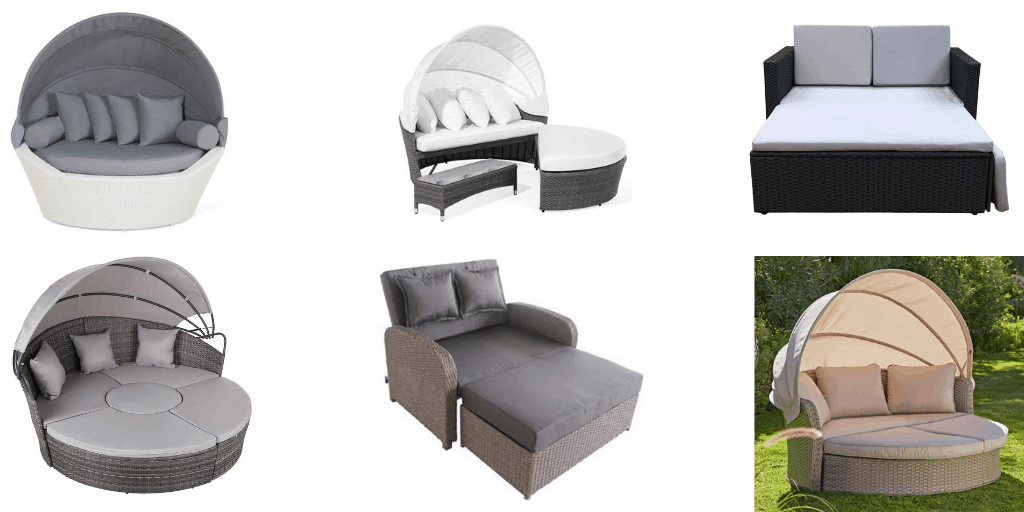 Best Rattan Daybeds