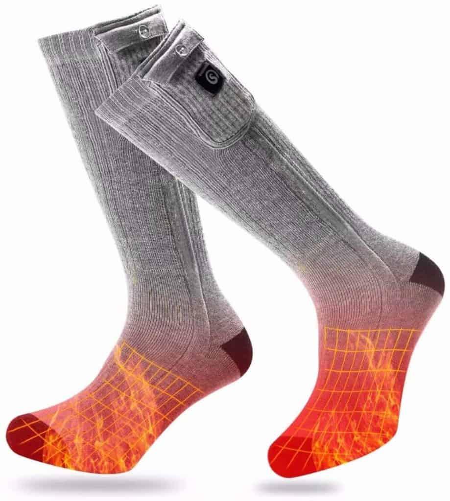 Barchi Best Heated Socks