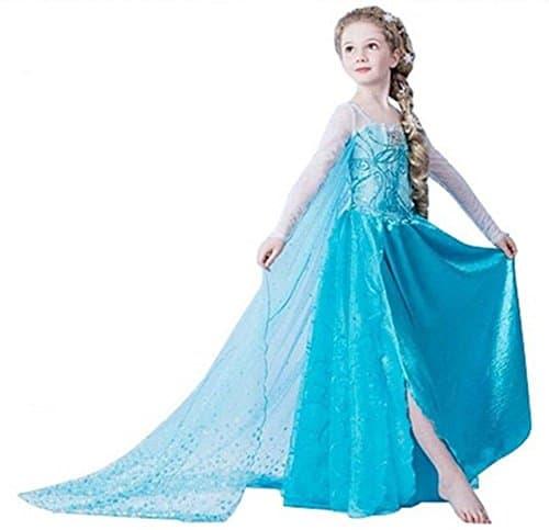 Elsa Anna Amazon Dress