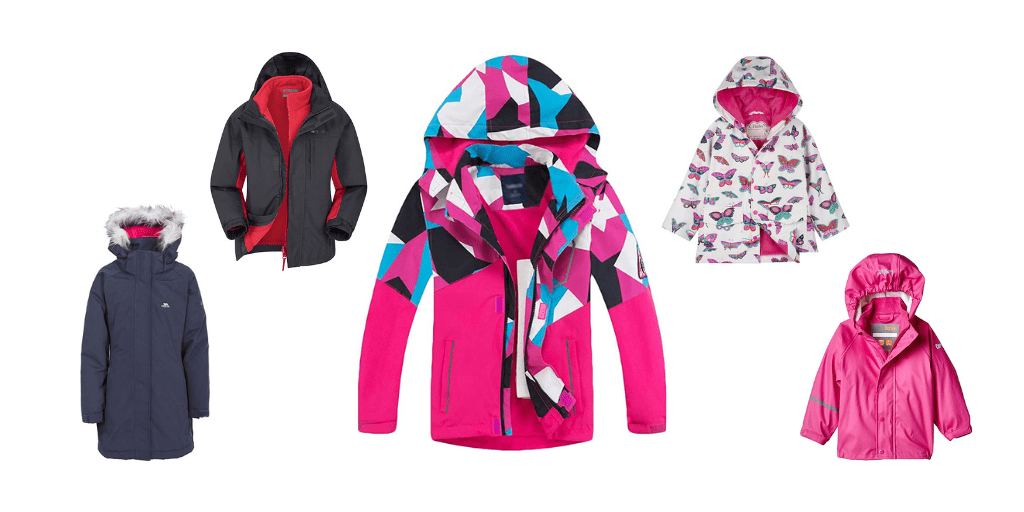 Best Girls Waterproof Jackets