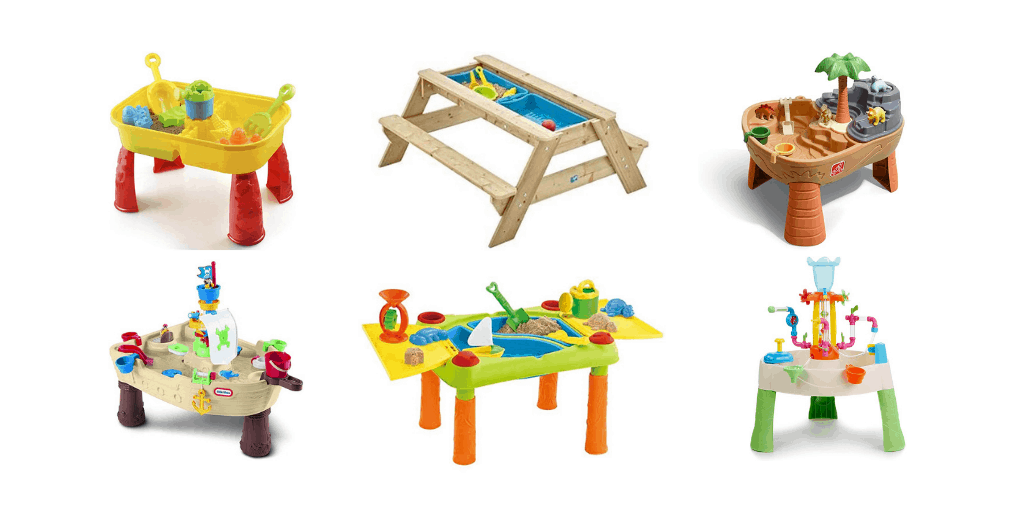 Best Sand And Water Tables
