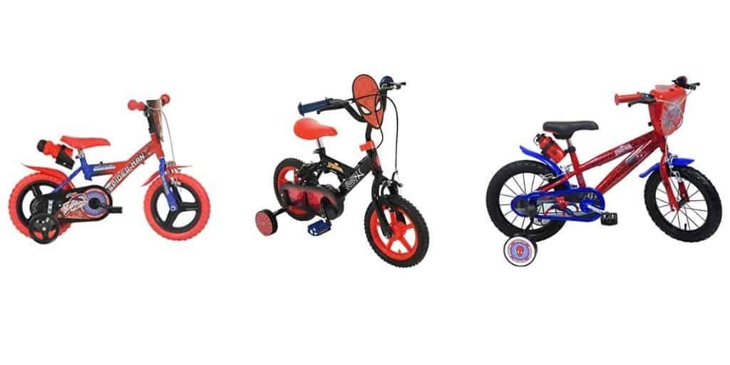 Best Spiderman Bikes