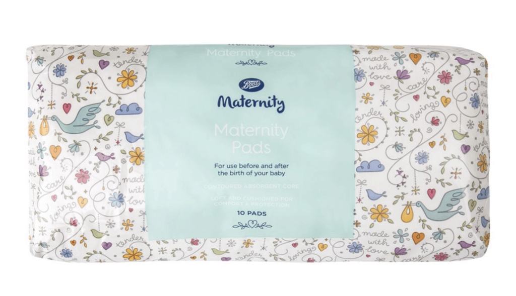 Boots Maternity Pads