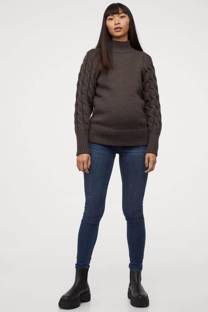 MAMA Super Skinny Jeans (H&M)