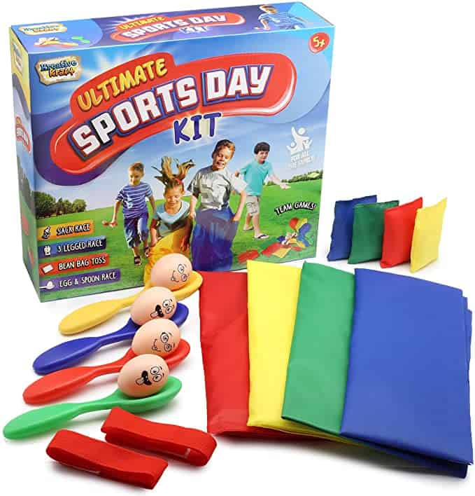 KreativeKraft Sports Day Kit