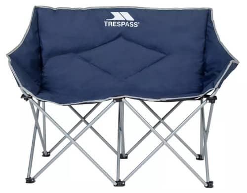Argos Double Folding Camping Chair - Trespass