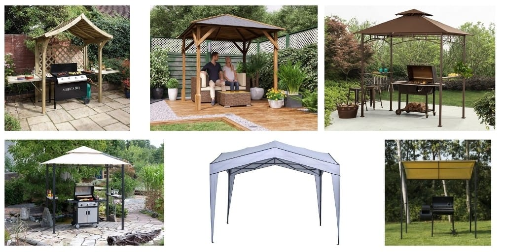 Best BBQ Shelters & Gazebos