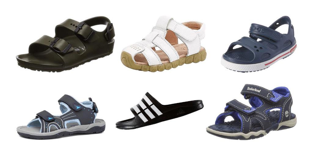 Best boys sandals