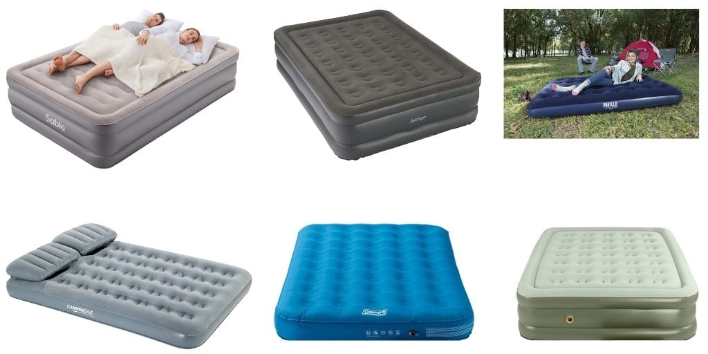 Best Double Airbeds