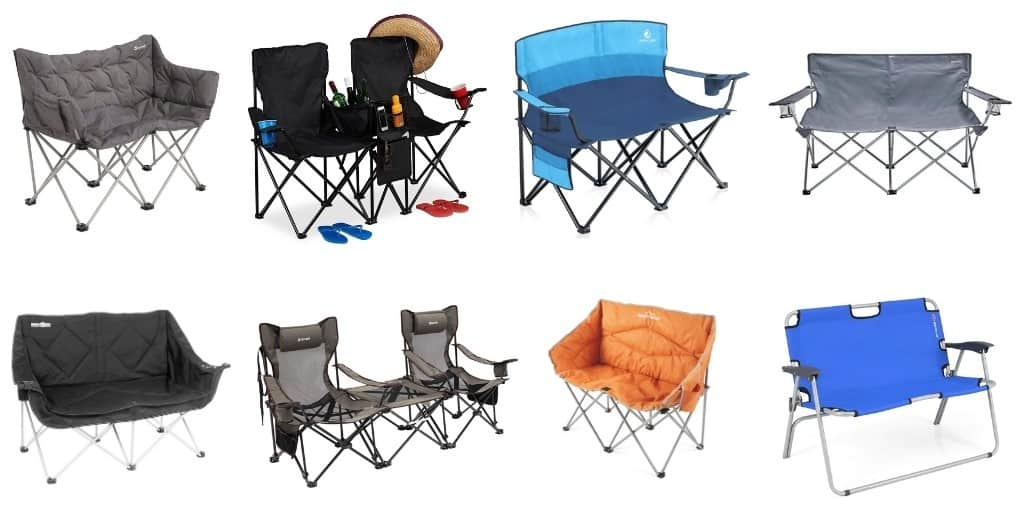 Best Double Camping Chairs
