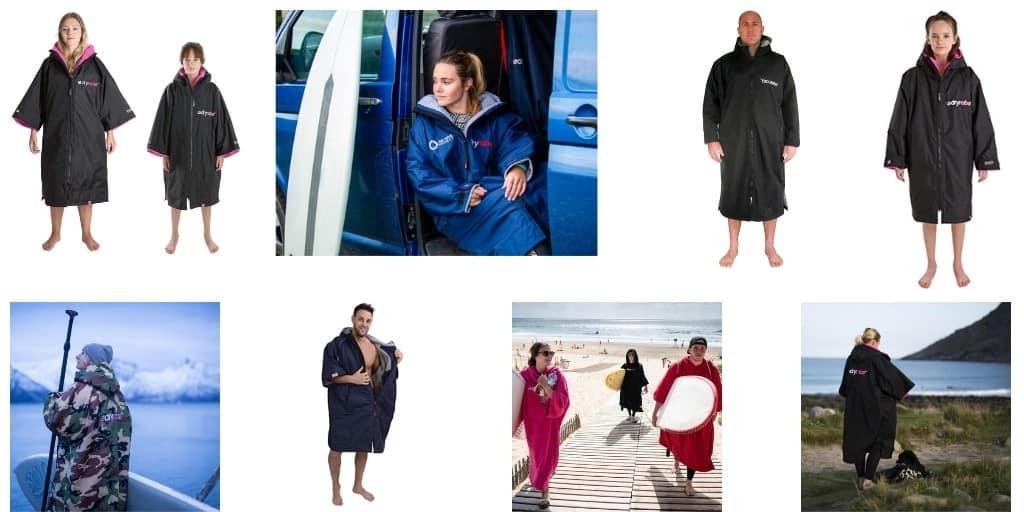 Dryrobe & Changing Robes