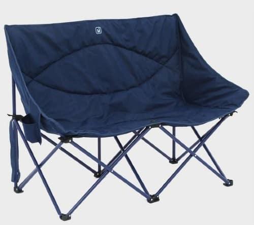 Go OutDoors Double Camping Chair - Hi-Gear Vegas