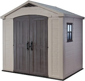 Best Small Plastic Storage Shed
