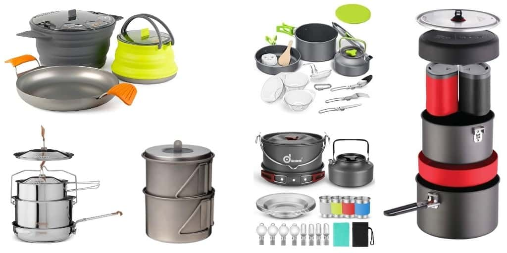 Best Camping Cooking Sets