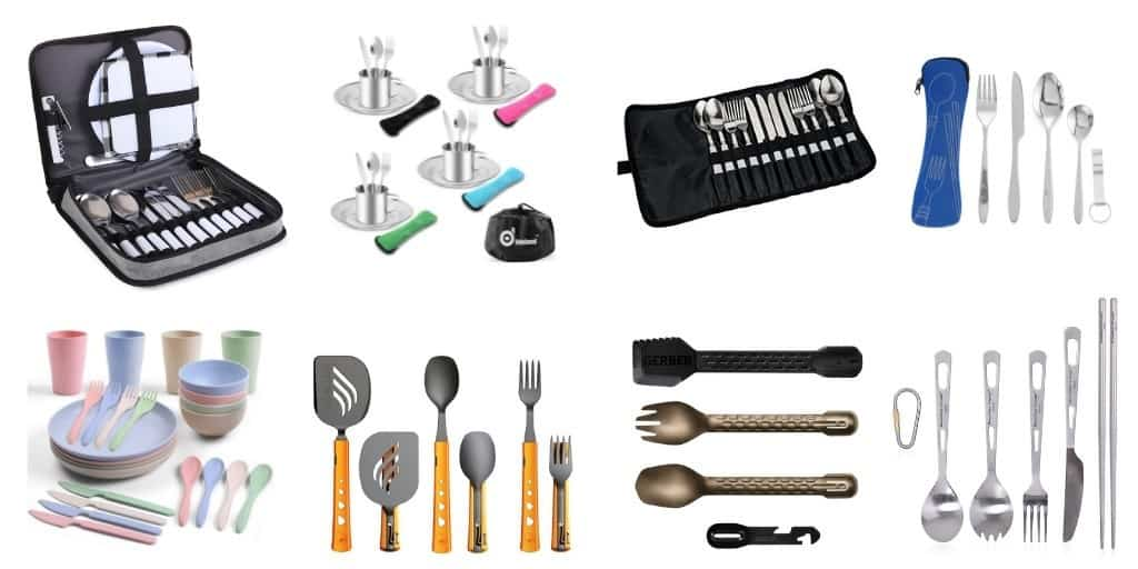 Best Camping Cutlery Sets