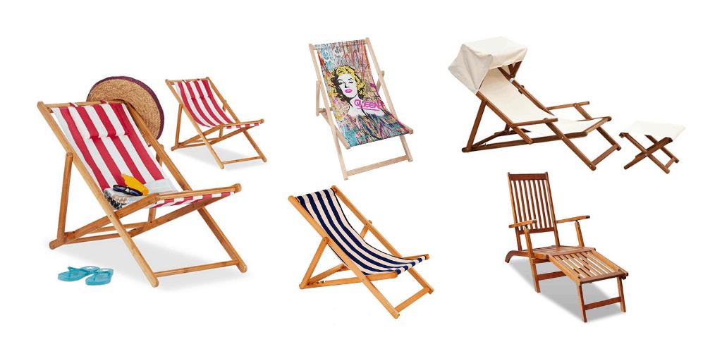 Best Deck Chairs