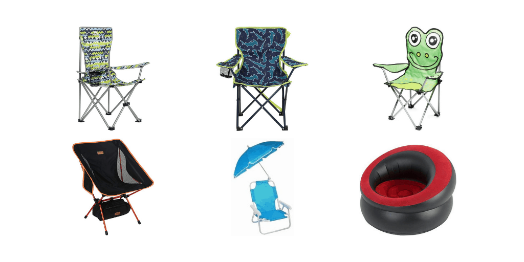 Best Kids Camping Chairs