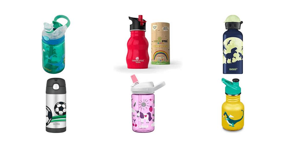 Best Kids Water Bottles