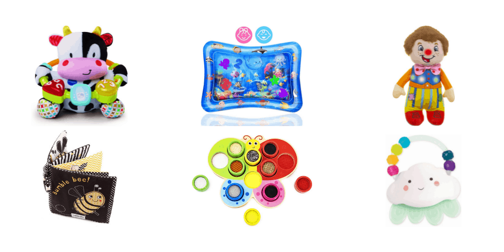 Best Baby Sensory Toys