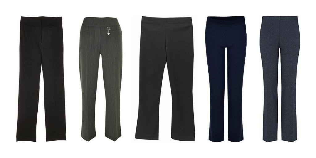 Best girls school trousers