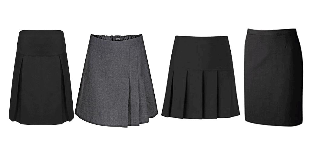 Best school skirts